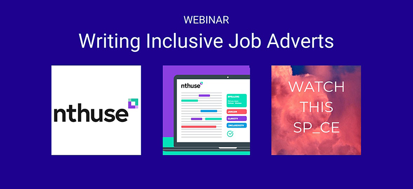 Writing Inclusive Job Adverts image
