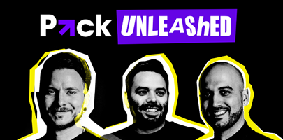 Pack Unleashed LIVE with Plus X