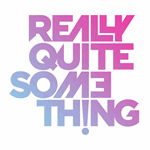 Really Quite Something logo