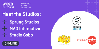 Meet The Studios: Sprung Studios, MAG Interactive & Studio Gobo