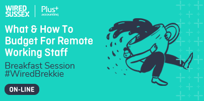 Breakfast Session: What & How To Budget For Remote Working Staff