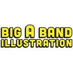 Anthony Atkinson (aka Big A Band) logo