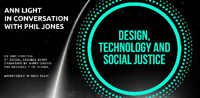 Design, Technology and Social Justice