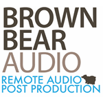 Brown Bear Audio logo