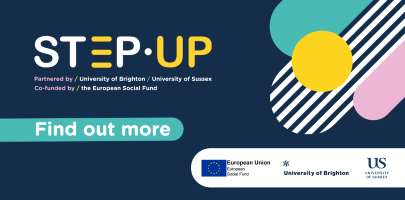 Introducing the STEP-UP Programme - Free Training & Fully-Funded Graduate Intern