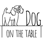 Dog on the Table logo