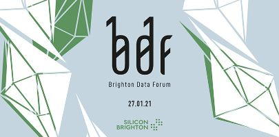 Brighton Data Forum: January Meetup