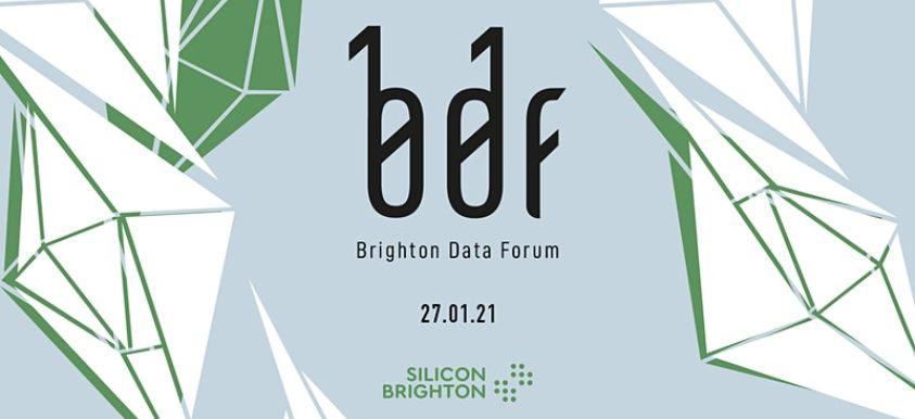 Brighton Data Forum: January Meetup image