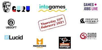 UK Games Industry Internships, Graduate Schemes and Traineeships