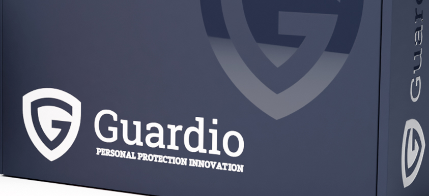 Packaging Design | Guardio - Personal Protection Equipment