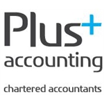Plus Accounting, Chartered Accountants logo
