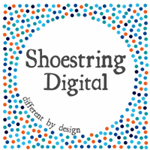 Shoestring Digital logo
