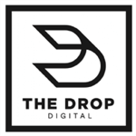 The Drop Digital logo