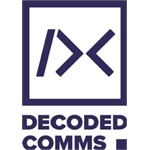 Decoded Comms logo