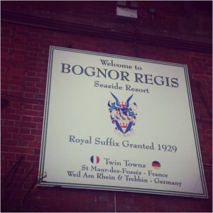 Bognor welcome