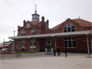 Bognor station