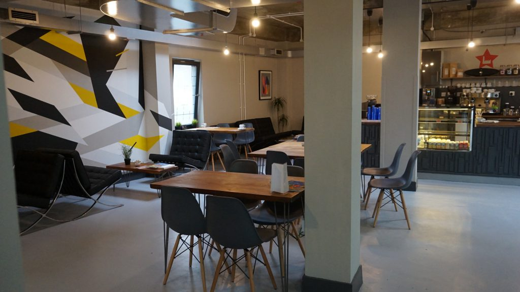 The Works Group workspace