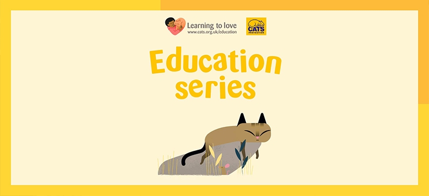 Cats Protection Education series