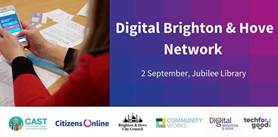 Digital Brighton & Hove Network Meeting