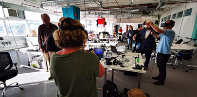 Brighton Immersive Show & Tell