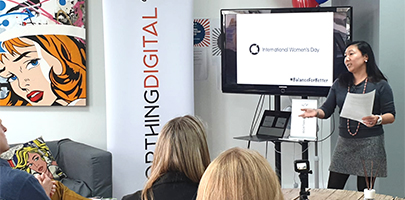 WorthingDigital Lunchtime Talks