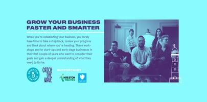 Grow your business faster and smarter - Catch the Wave