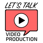 Let's Talk Video Production logo