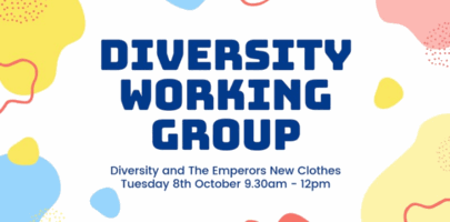 Diversity Working Group No. 3 - Diversity and 'The Emperors New Clothes'