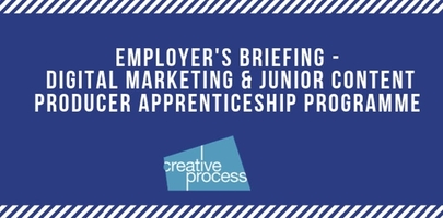 Digital Marketing & Content Producer Apprenticeship Programme