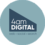 4am Digital logo