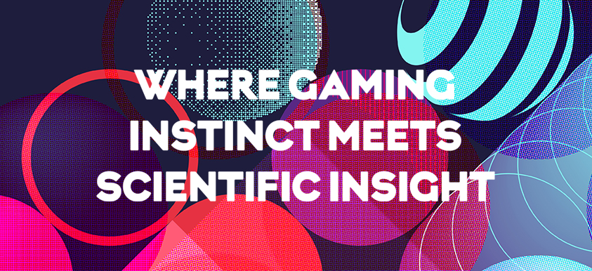 Where gaming instinct meets scientific insight | Player Research header image
