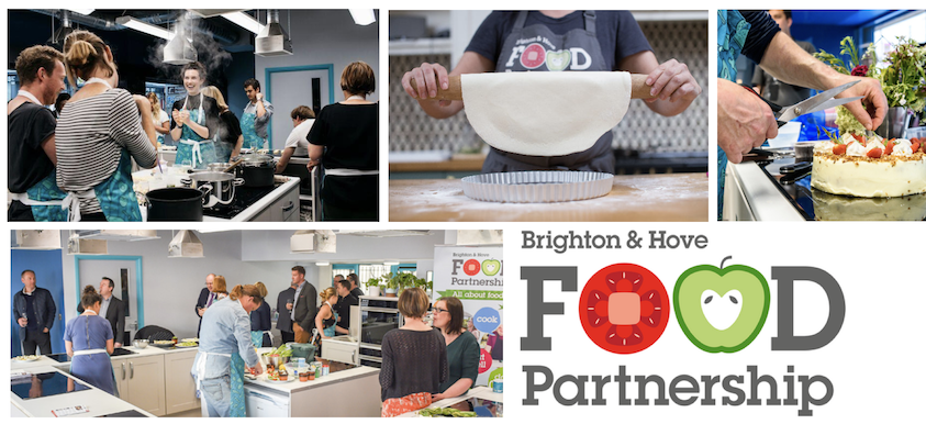 Local Charity Case Study: Brighton & Hove Food Partnership