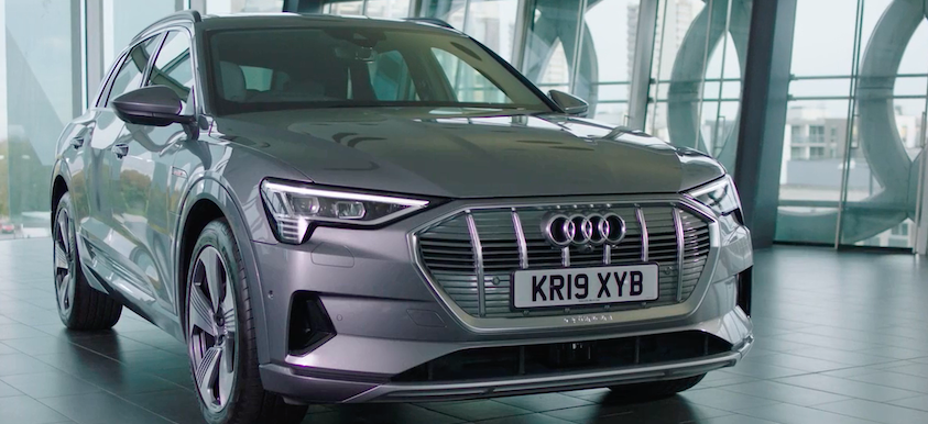 Audi e-tron Easy Guide Video Series header image