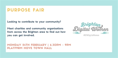 Brighton Digital Women: Purpose Fair