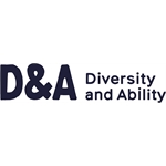 Diversity and Ability (DnA) logo