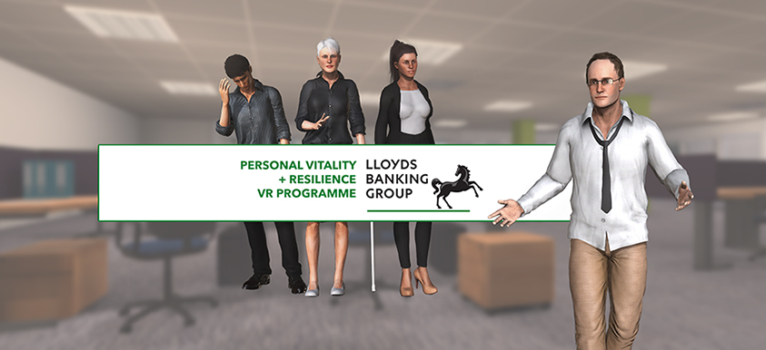 Lloyds Banking Group - Personal Vitality & Resilience