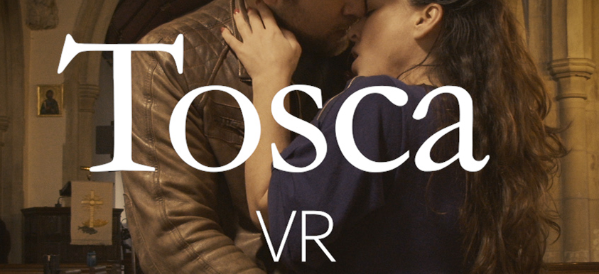 Alone With Tosca In Virtual Reality