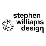 Stephen Williams Design logo