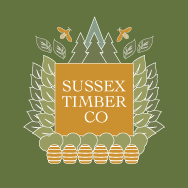 Sussex Timber Company Branding, Web Design image 4