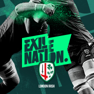 Redefining what it means to be an exile | London Irish Rugby Club image 2