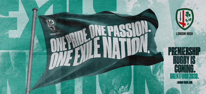 Redefining what it means to be an exile | London Irish Rugby Club footer image
