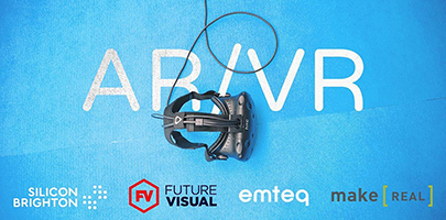 AR & VR with Future Visual, emteq and make [REAL]