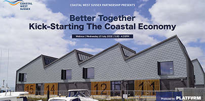 Better Together: Kick-Starting The Coastal Economy