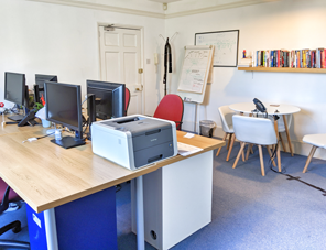 Old Steine - bright and spacious 5 person office which overlooks rear gardens image2