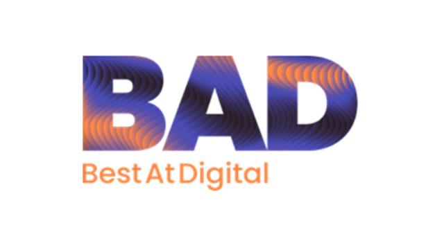 BestAtDigital (B.A.D.) logo
