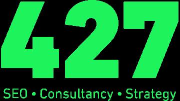 427 Marketing logo