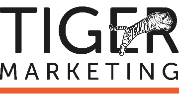 Tiger Marketing logo