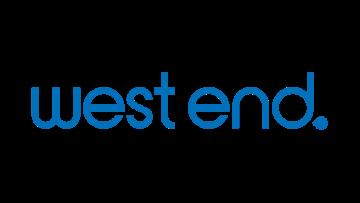 West End Studios logo