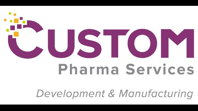 Custom Pharma Services logo
