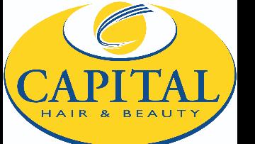 Capital Hair and Beauty logo